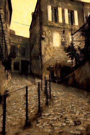 Scratch Alley